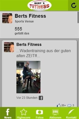 Berts Fitness
