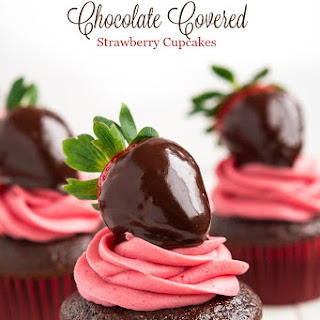 Strawberry Flavored Cupcakes Recipes