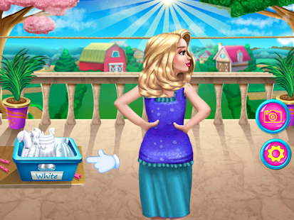Laundry games Daycare Activities for girls - náhled
