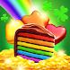 Cookie Jam: マッチ3パズルゲーム、クッキーコンボな冒険