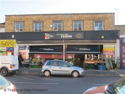 Image result for international foods southampton