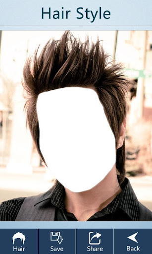 Hair Style Editor 1.2 screenshots 4