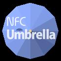 NFC Umbrella icon