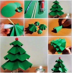 Paper craft ideas - náhled