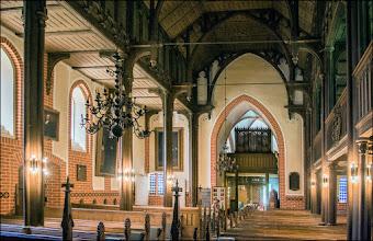 Photo: Kirch-Grubenhagen mit Orgel des Baumeister Lütkemüller