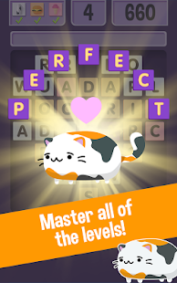 Word Quest Kitty Crave Saga- screenshot thumbnail