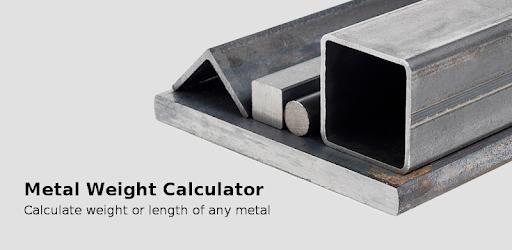 Metal Weight Calculator - Metallo - Apps on Google Play