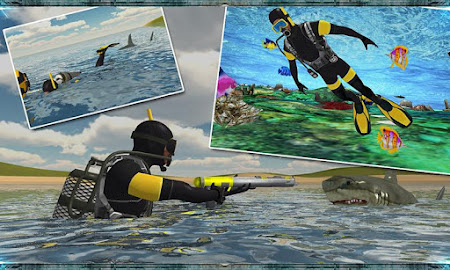 Spear Fishing Scuba Deep Dive 1.0.3 screenshot 928413