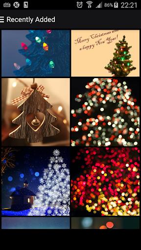 クリスマスの壁紙