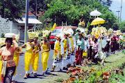 Photo: #134-Procession à Bali