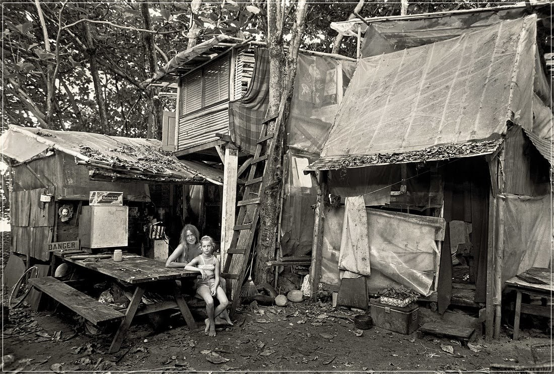 Taylor Camp, o paraíso perdido hippie do Havaí