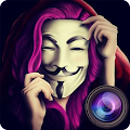 Anonymous Mask Photo Maker CAM APK