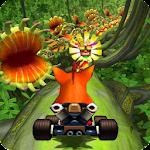 Adventure Bandicoot Jungle Kart