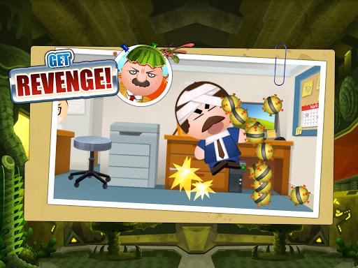 Beat the Boss 4: Stress-Relief Game. Kick the jerk  screenshots 14