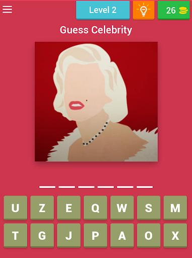 玩免費益智APP|下載The Celebrity Name Quiz Free app不用錢|硬是要APP