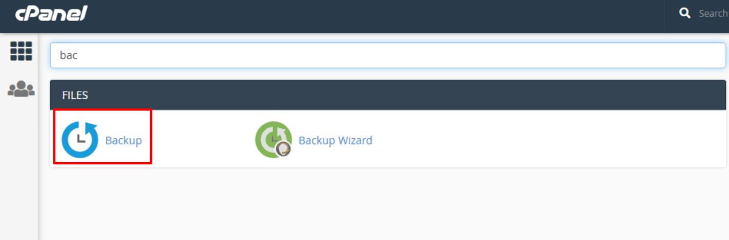 Cara Melakukan Backup Account Hosting Dari cPanel