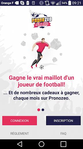 Pronozeo pari sportif gratuit