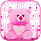 Lovely Teddy Bear Keyboard Android APK Download Free By Keyboard Theme Master