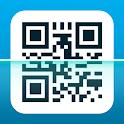 QR Code Reader & Barcode Scanner - free, no ads icon