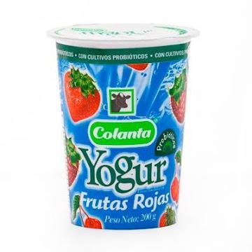 Yogurt Colanta Entero Salsa