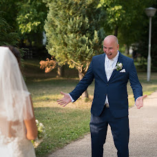 Wedding photographer Molnár Tamás (MolnarTamas). Photo of 27.09.2017