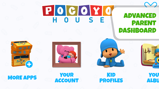 Pocoyo House: best videos and apps for kids screenshots 12