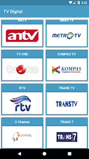 TV Online Indonesia Plus - náhled