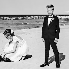 Wedding photographer Mindaugas Nakutis (nakutis). Photo of 05.10.2016