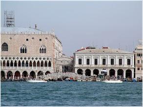 Photo: Puente de los Suspiros desde el campanario de  San Giorgio Maggiore. Venecia. http://www.viajesenfamilia.it