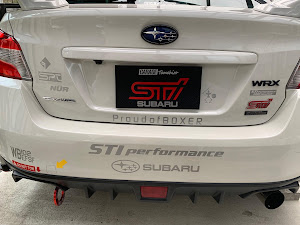 WRX STI  VAB アプライドAのカスタム事例画像 tamahiroさんの2019年11月03日13:50の投稿