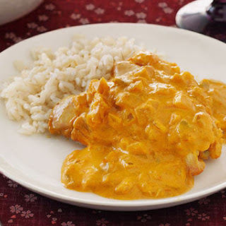 Slow-Cooker Chicken Curry.