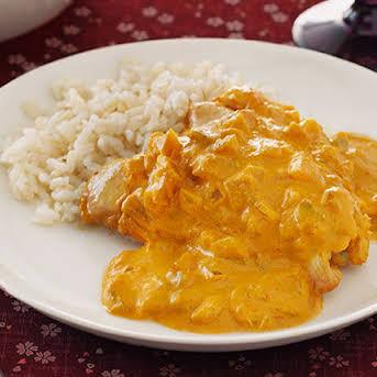 Chicken Curry Crock Pot Recipe