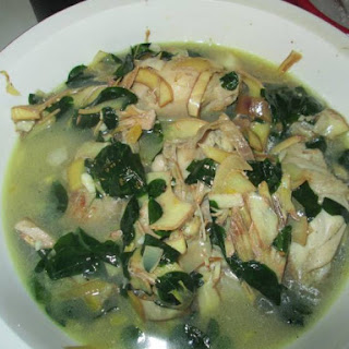 Chicken Banana Leaves Recipes
