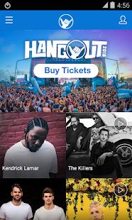 Hangout Music Festival - náhled