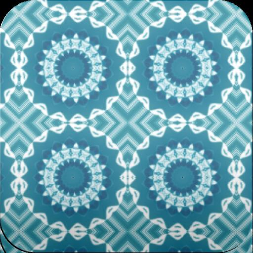 复古花纹壁纸 個人化 App LOGO-硬是要APP