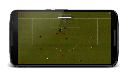 Natural Soccer – Miniaturansicht des Screenshots