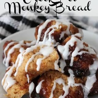Easy Crock Pot Monkey Bread