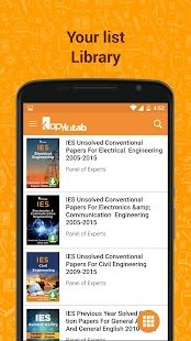 Indian Engineering Service-IES- screenshot thumbnail