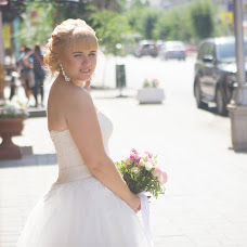 Photographe de mariage Anastasiya Tarakanova (Anastasia1). Photo du 20.12.2016