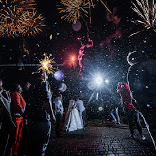 Wedding photographer Sergey Abalmasov (basler). Photo of 20.12.2018