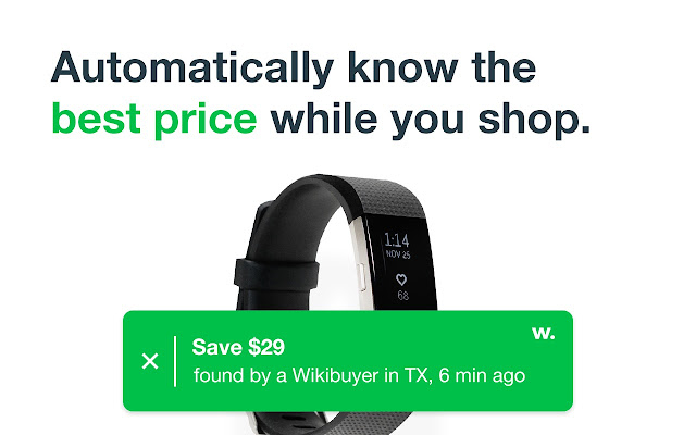 Wikibuy chrome web store get coupon codes loyalty rewards and better offers from other sellers by installing you agree to the terms at wikibuy fandeluxe Choice Image