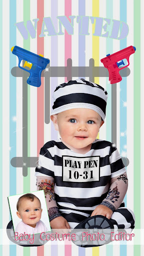 Cute Baby Photo Montage App ud83dudc76 Costume for Kids 1.1 screenshots 7