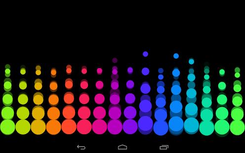 SoundViz - náhled