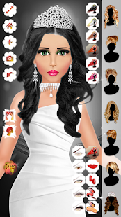 Wedding Makeup,Dress,Hairstyle- screenshot thumbnail