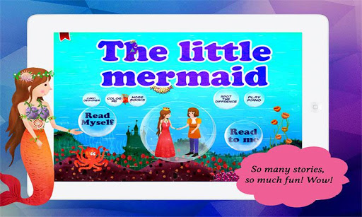 The Little Mermaid: Story Time
