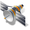 3D Satellite Tracker icon
