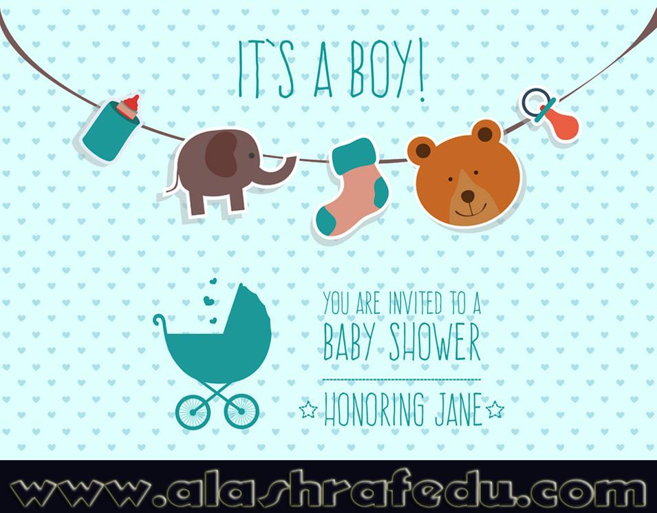 Baby Shower Invitation Card mYm6ImT6lygyV1A9j8hk