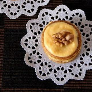 Diet Cake With Pumpkin Cream Cheese
