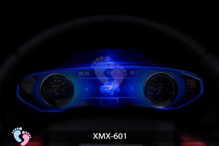 Xe hơi điện đồ chơi trẻ em XMX-601 10