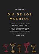 Dia De Los Muertos - Card item